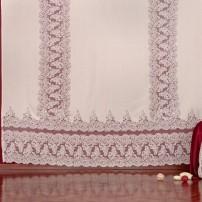 Tenda per interni Rebrodè in puro lino
