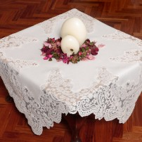 Rebrodè Table Abillè in Pure Linen