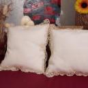Coppia cuscini Cantù in puro lino