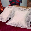Coppia cuscini Rebrodè in puro lino