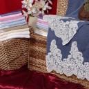 Asciugamani bagno Rebrodè in Spugna di Cotone