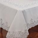 Rebrodè Tablecloth in Pure Linen
