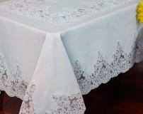 Tovaglia da tavolo Rebrodè in puro lino