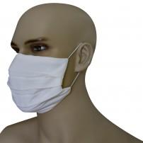 Mascherina di protezione in Pura Seta con inserimento filtri 15 di ricambio